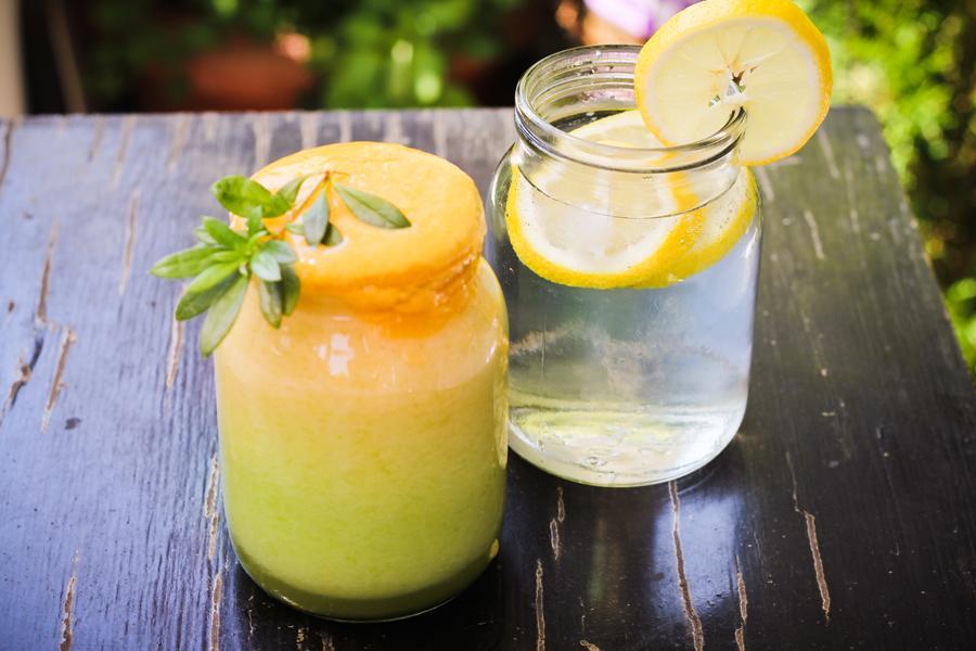 освежаващи летни напитки
